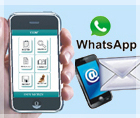 SMS/Whats app